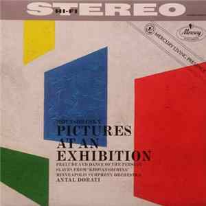 Mussorgsky, Minneapolis Symphony Orchestra, Antal Dorati - Pictures At An Exhibition para Descargar Gratis