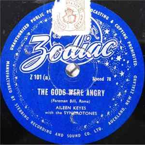 Aileen Keyes With The Syncrotones - The Gods Were Angry / Behind The Clouds para Descargar Gratis