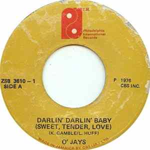 O'Jays - Darlin' Darlin' Baby (Sweet, Tender, Love) / A Prayer para Descargar Gratis