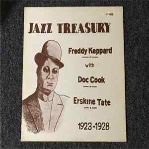 Freddie Keppard, Erskine Tate's Vendome Orchestra, Doc Cook And His 14 Doctors Of Syncopation - Freddy Keppard with Doc Cook and his Dreamland Orchestra para Descargar Gratis