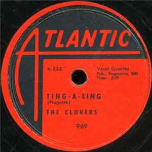 The Clovers - Ting-A-Ling / Wonder Where My Baby's Gone para Descargar Gratis